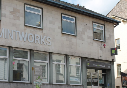 co-working office kendal cumbria